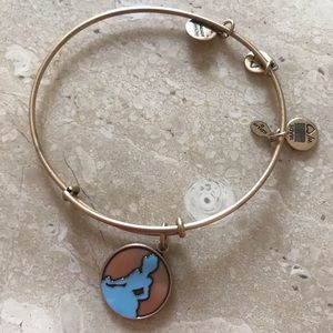 Cinderella Alex and Ani Bracelet